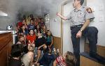 Обеспечение пожарной безопасности в школе