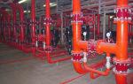 Автоматическая система пожаротушения — виды, применения систем