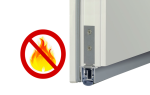 Противопожарные пороги: виды и конструктивные особенности устройств