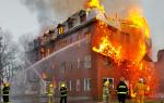 Способы и средства для тушения пожаров