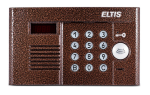 Домофон Eltis: технические особенности и как открыть без ключа