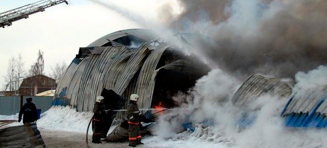 Компрессионная пена для пожаротушения: химический состав и принцип действия вещества