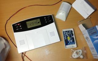 Проводные датчики для GSM сигнализации: как расположить и подключить?