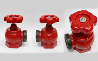 Вентиль пожарный — виды и функции