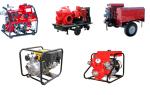 Пожарные мотопомпы: виды и технические характеристики устройств