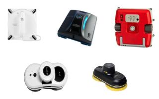 Роботы мойщики окон: рейтинг лучших устройств 2018 года