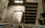 Незадымляемые лестничные клетки: Н1 и Н2 особенности конструкции