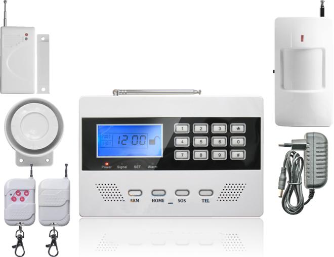 Автономная сигнализация GSM для дачи и дома