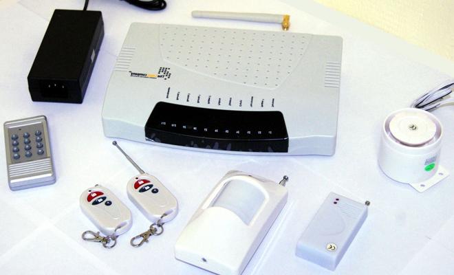 Беспроводная сигнализация Страж GSM