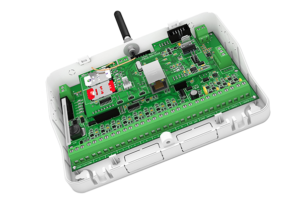 Охранное устройство Контакт GSM 16