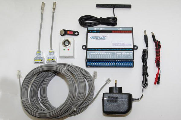 GSM сигнализация Кситал 12T
