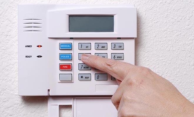 Охранные системы в дом