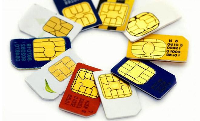 СИМ карта для охранной GSM сигнализации