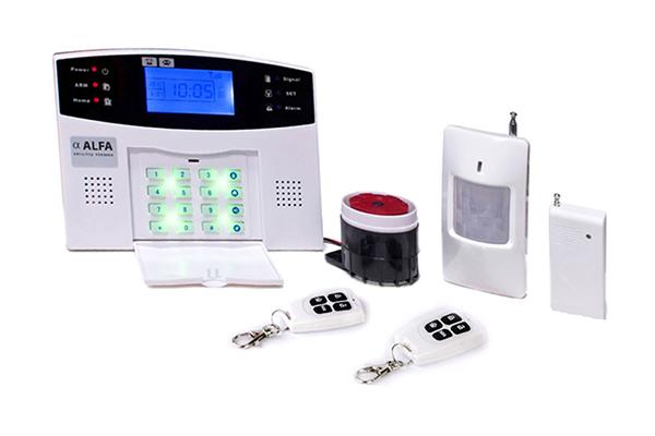 GSM-сигнализации Alfa Vip 606C