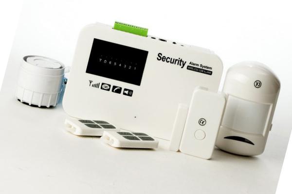 Охранный комплекс GSM G20R