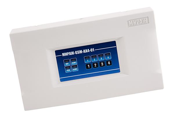 Контроллер Мираж GSM