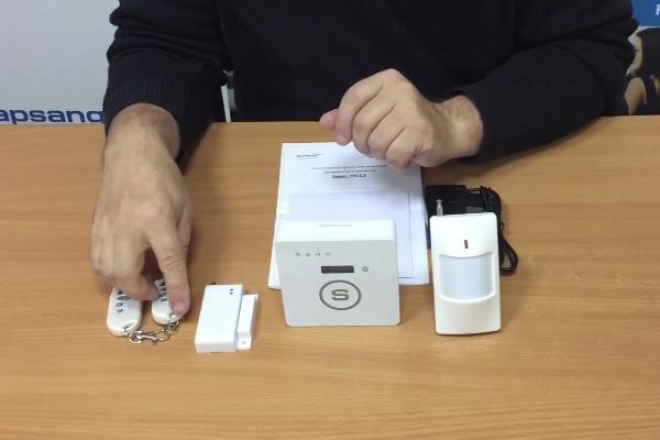 Предыдущая модель Sapsan GSM Pro 5S