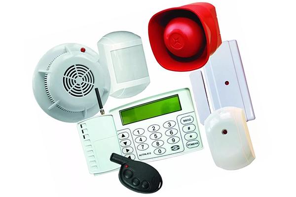 Базовый комплект для охранной системы частного дома
