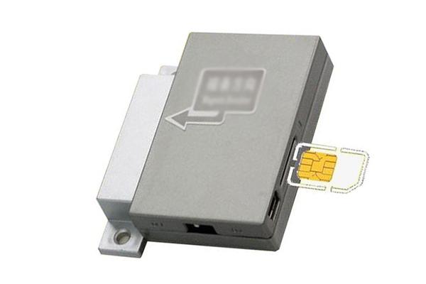 GSM датчик открытия двери