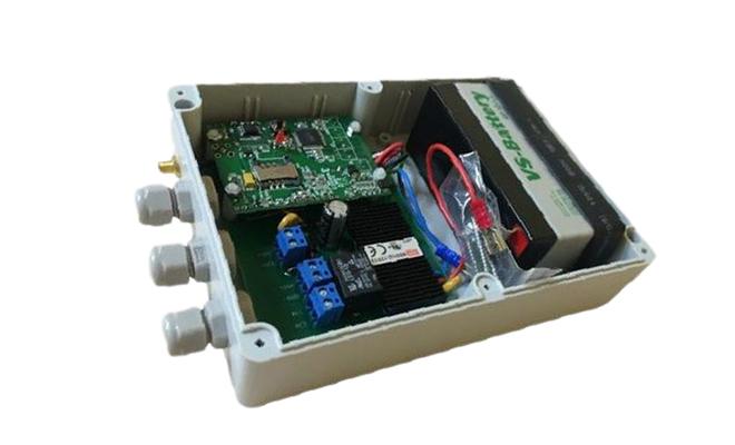 GSM дозвонщик для сигнализации