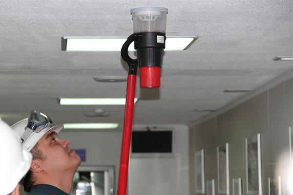 Функциональная проверка пожарных извещателей