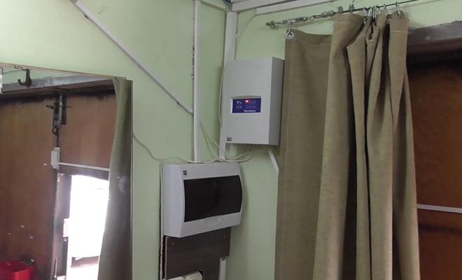 Охранная сигнализация для гаража