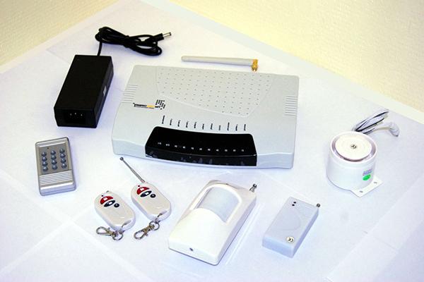 GSM сигнализация в квартире для защиты