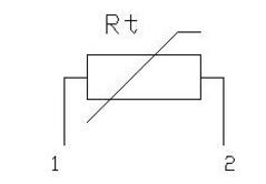 Двухпроводная схема подключения