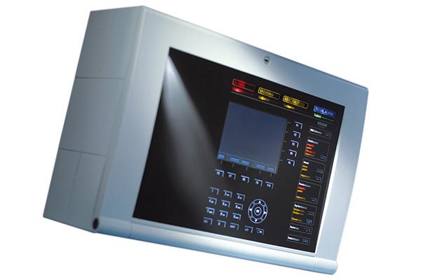 Контрольная панель сигнадизации Эссер FlexEs control