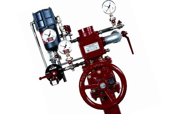 Система газового пожаротушения MINIMAX
