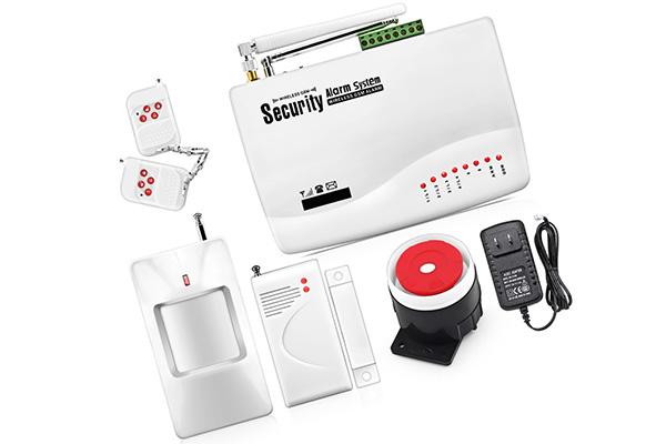 Сигнализации Alarm System