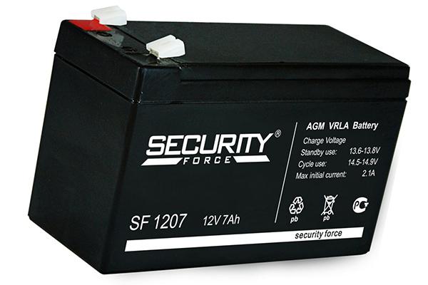 AGM аккумулятор для пожарной сигнализации