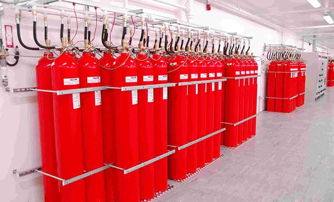 Cистемы пожаротушения и их классификация