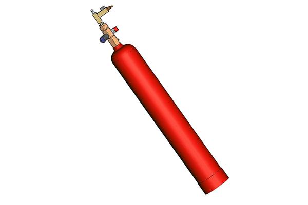 Газовые модули пожаротушения МГП «Пламя»