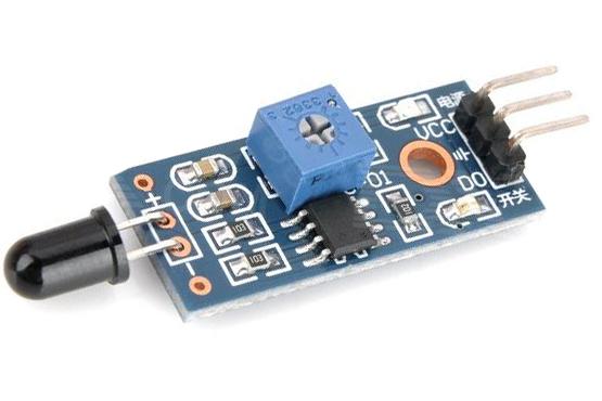 Модуль для датчика пламени Arduino