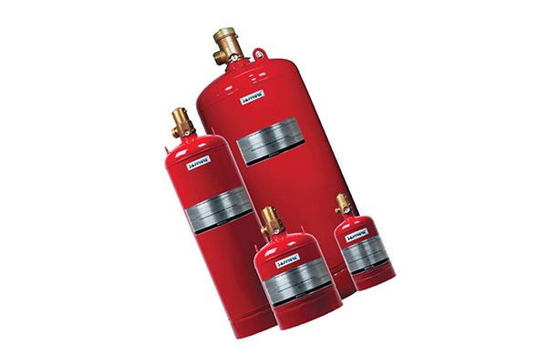 Модули газового пожаротушения MINIMAX