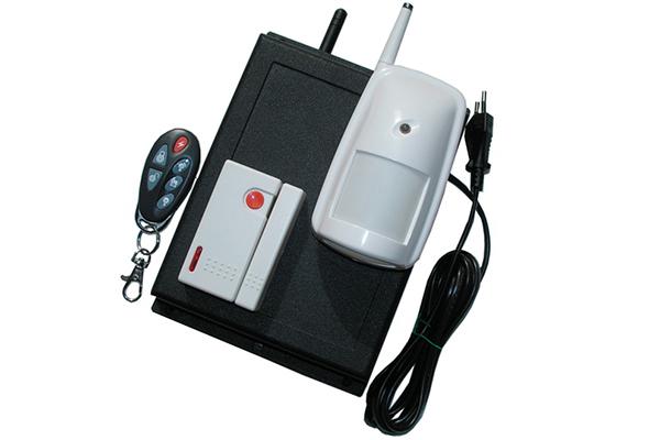 Сигнализация ОКО Дом с функцией спутникового слежения