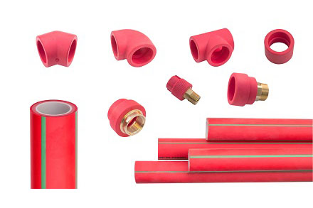 Полипропиленовые трубы для пожарного водопровода