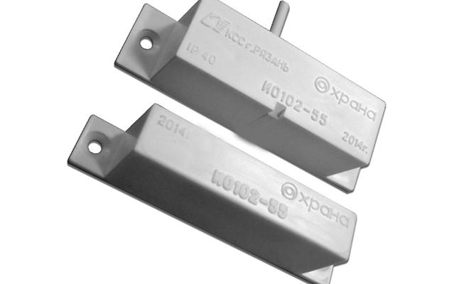Извещатель магнитоконтактный - основной компонент охранной сигнализации