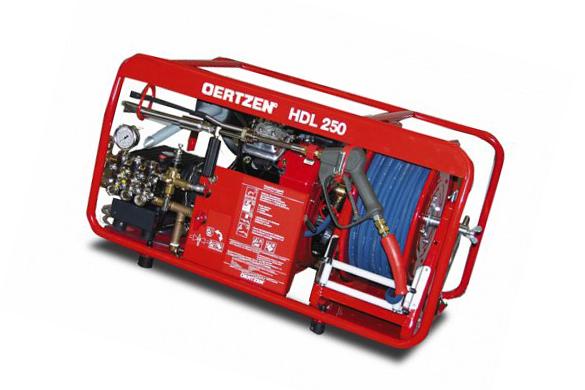 Мобильная установка пожаротушения