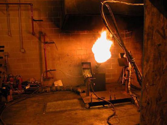 Огненные работы - безопасно ли это?