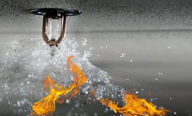 Виды и предназначение систем пожаротушения