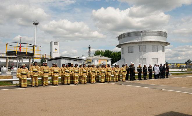 Пожарная безопасность технологических процессов