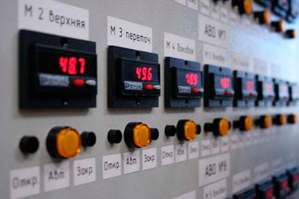 Контрольно-измерительные приборы на производстве