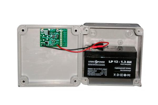 Аккумулятор для автономной охранной сигнализации