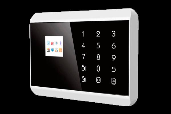 Электронный блок охранной сигнализации автономного типа