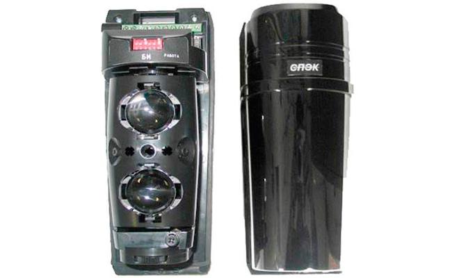 Охранный линейный извещатель - важная часть охранной сигнализации
