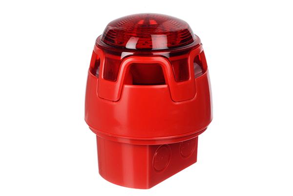 Извещатель светозвуковой CWSS-RB-W7
