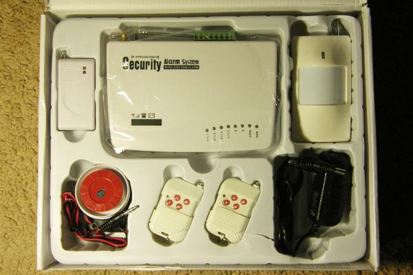 Автономная охранная сигнализация