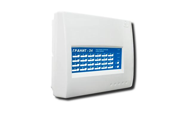 Приемно-контрольный прибор охранно-пожарной сигнализации